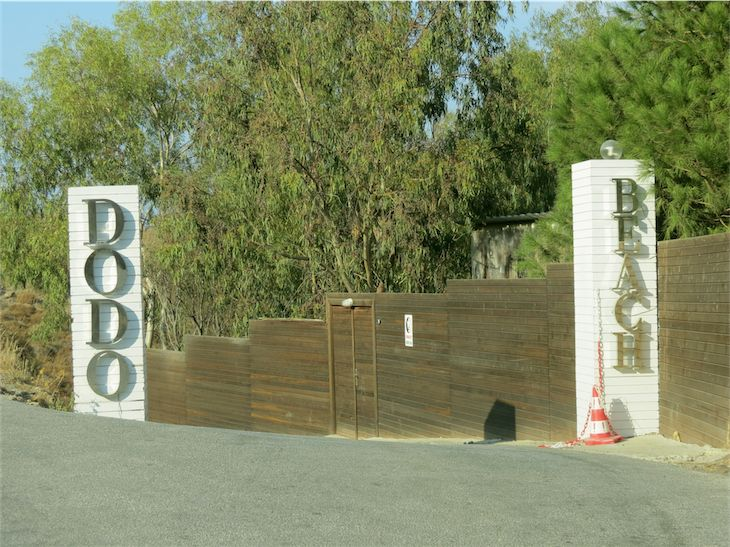 Dodo Beach Club Kudur Yalikavak Bodrum Peninsula Turkey