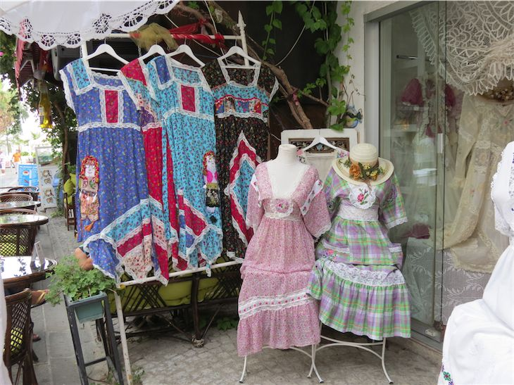 Dress Shop Yalikavak Bodrum Peninsula Turkey