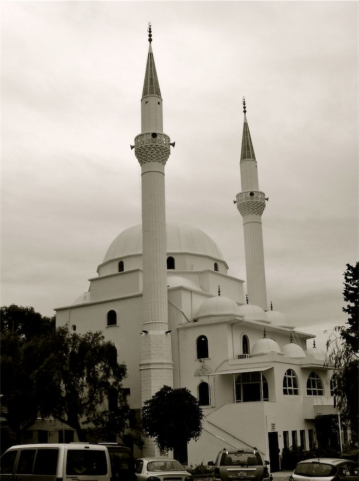 Mosque Yalikavak Bodrum Peninsula Turkey