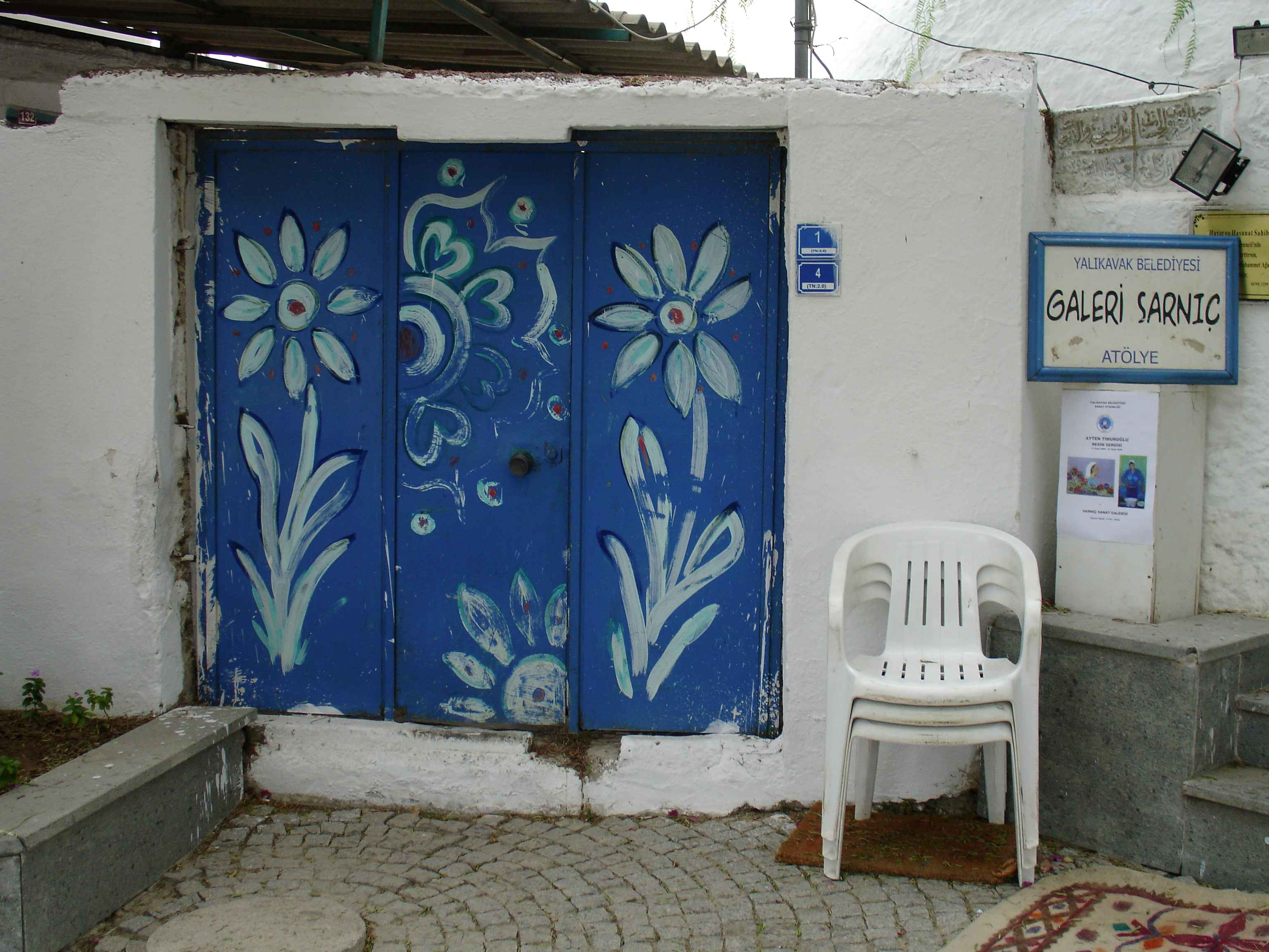 Yalikavak Art Gallery Bodrum Turkey