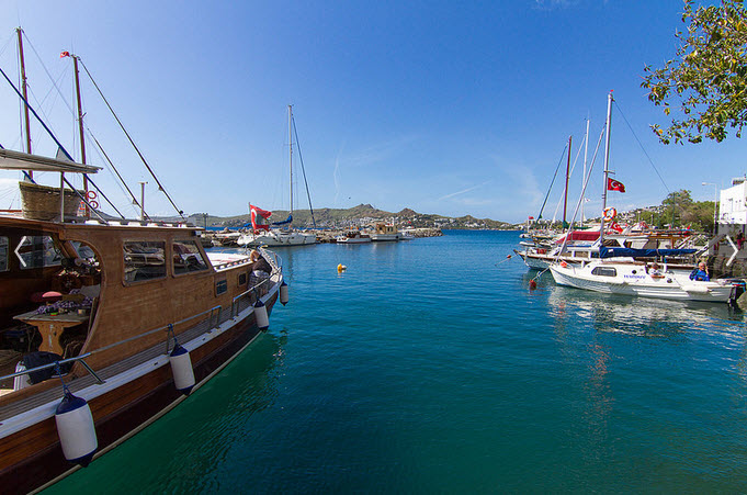 Yalikavak Bodrum Turkey Harbour Photos Roving Jay