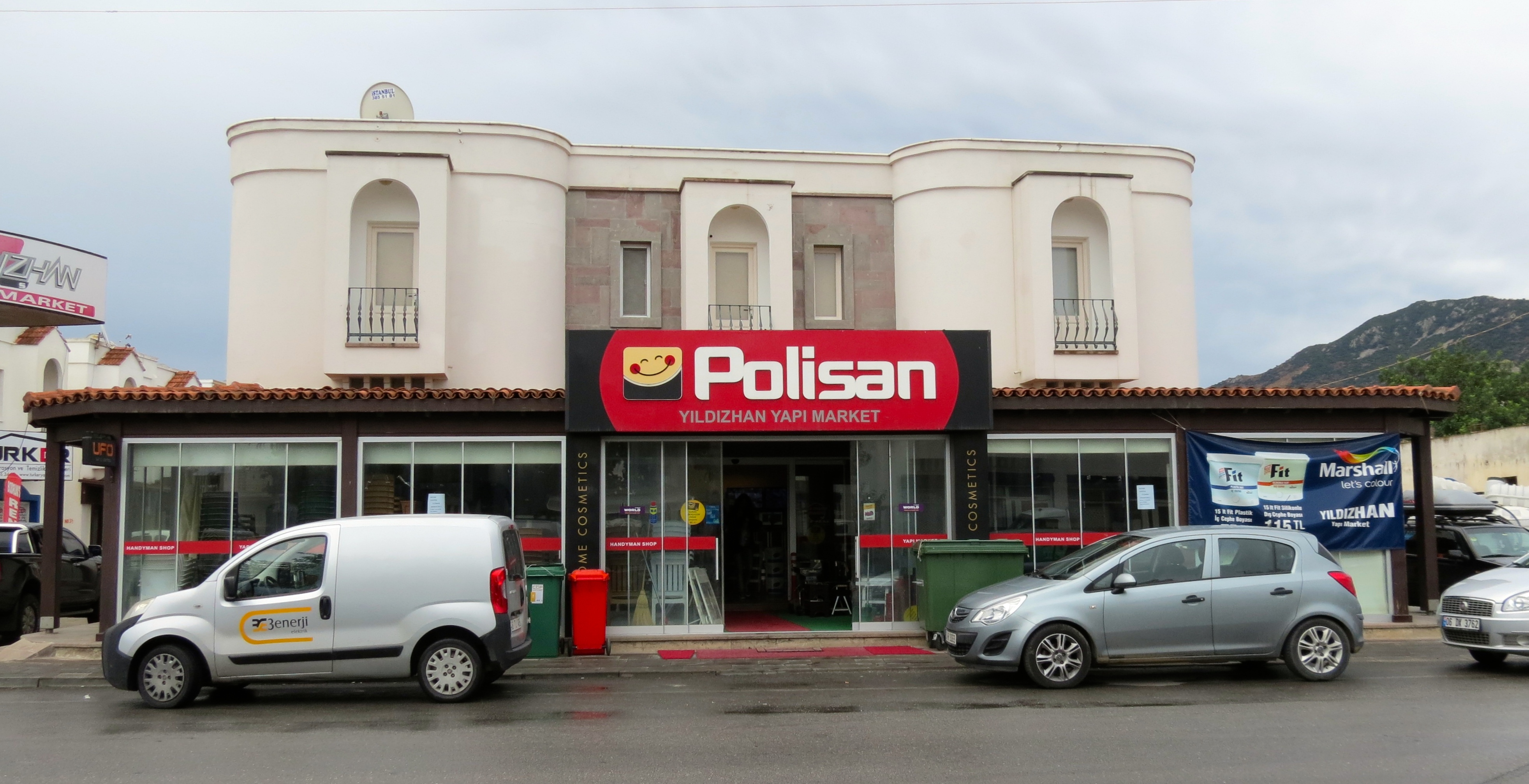 Polisan Hardware Shop Yalikavak